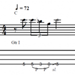 Blues Lick C – No.1