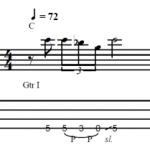 Blues Lick C – No.1