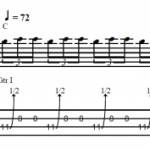 Blues Lick C – No.3