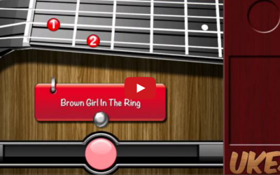 """ Brown Girl In The Ring "" – Easy Ukulele Playalong"
