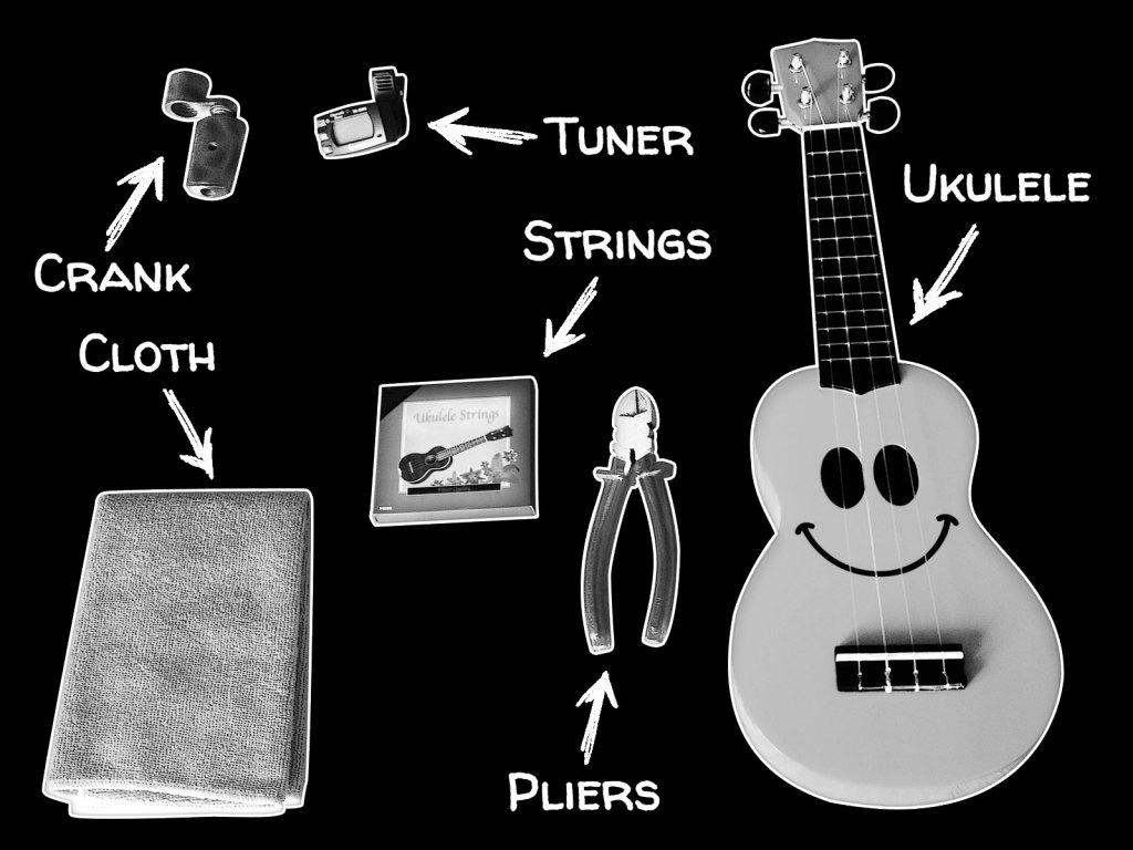 how to make chambered electric uke